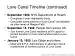 love canal timeline continued5