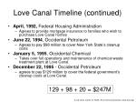 love canal timeline continued7