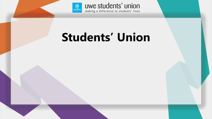 students union n.