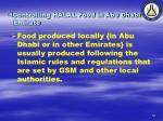 controlling halal food in abu dhabi emirate1