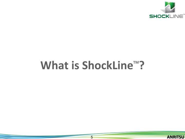 What is ShockLine