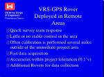 vrs gps rover deployed in remote areas1