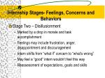 internship stages feelings concerns and behaviors2