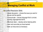 managing conflict at work3