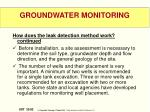groundwater monitoring2