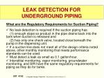 leak detection for underground piping1