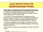 leak detection for underground piping6