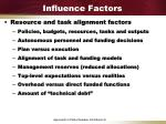 influence factors2