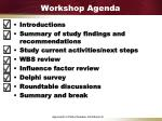 workshop agenda3
