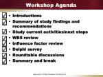 workshop agenda4