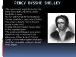percy bysshe shelley1