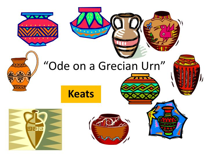 ode on a grecian urn 3 essay