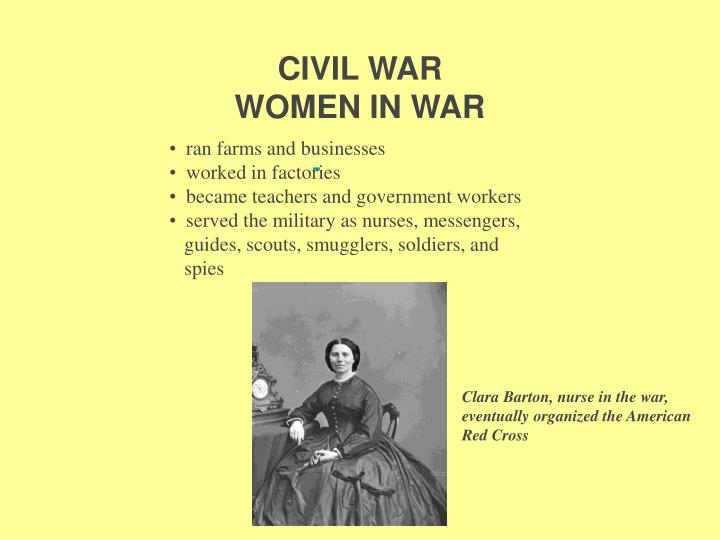 advantages and disadvantages of civil war This lesson teaches students about the outbreak of the civil war, the advantages and disadvantages of the north & south, abraham lincoln's early challenges and the first battles of the war.