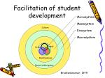 facilitation of student development1