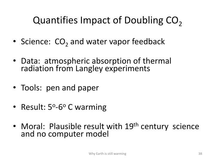 Quantifies