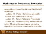workshop on tenure and promotion2