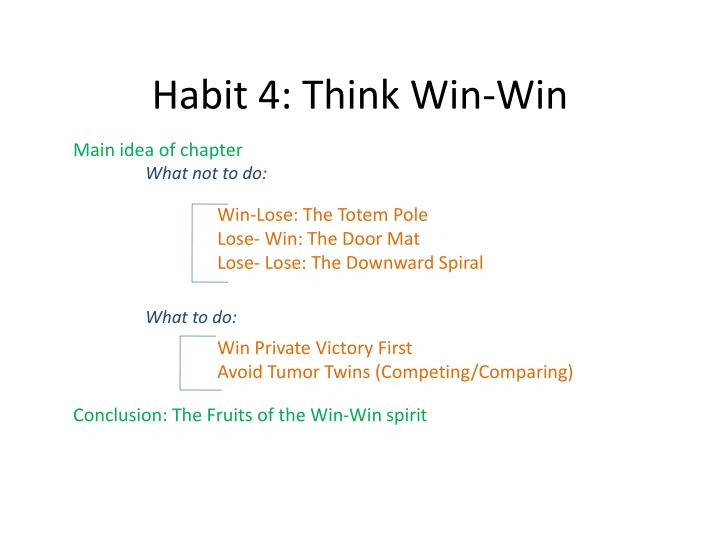 habit 4 think win win n.