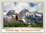 austrian alps the sound of music
