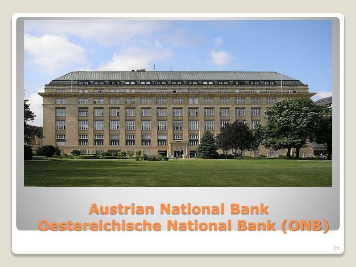 Austrian National Bank