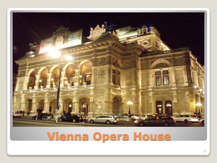 Vienna Opera House