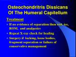 osteochondritris dissicans of the humeral capitellum4