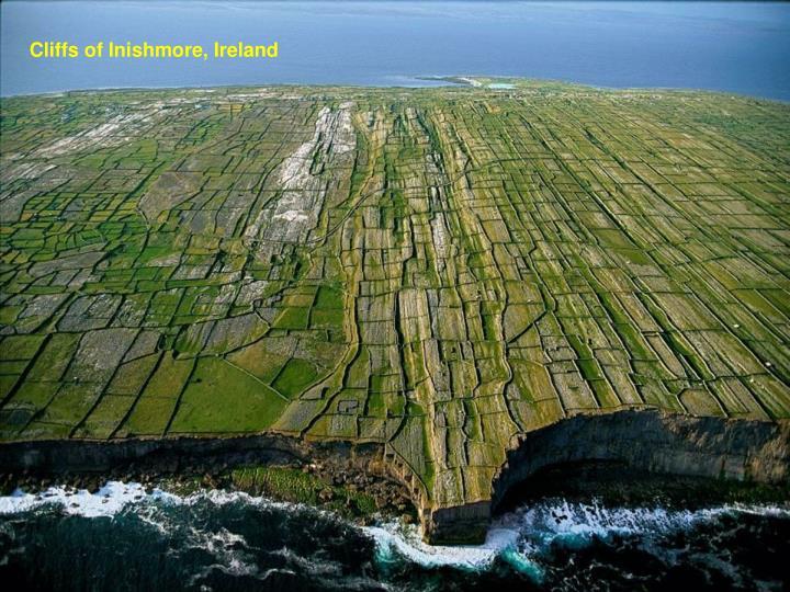 Cliffs of Inishmore, Ireland