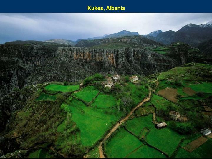 Kukes, Albania