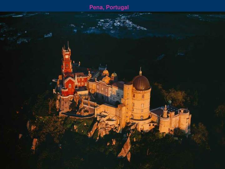 Pena, Portugal
