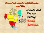 round the world with wanda and wiz