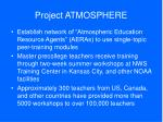 project atmosphere1