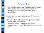 math class1