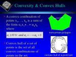 convexity convex hulls