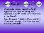 louis s repressive religious policies3