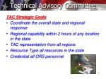 technical advisory committee1