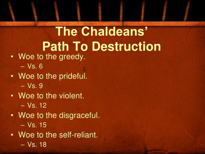 The Chaldeans'