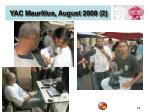 yac mauritius august 2008 2