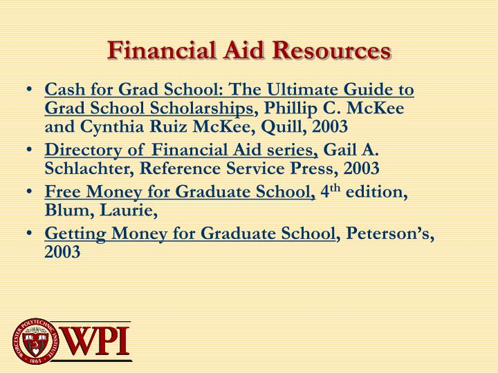 Ppt Thinking About Graduate School Powerpoint Presentation Id