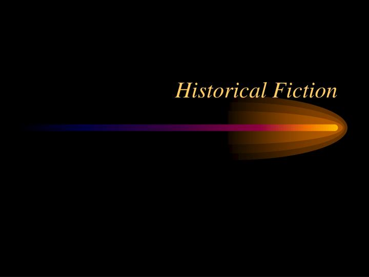 historical fiction n.