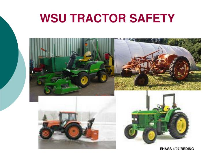 wsu tractor safety n.