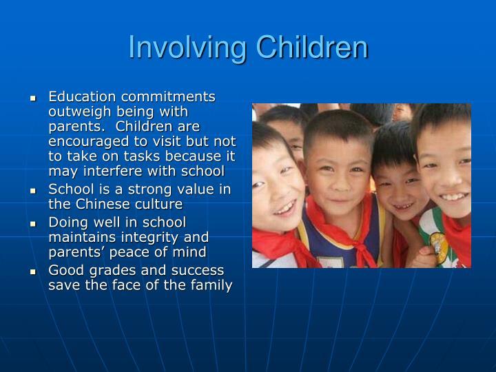 Involving Children