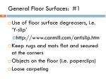 general floor surfaces 1