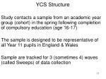 ycs structure