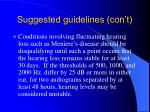 suggested guidelines con t1