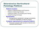 skierniewice horticultural pomology platform1