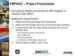fmp oc project presentation