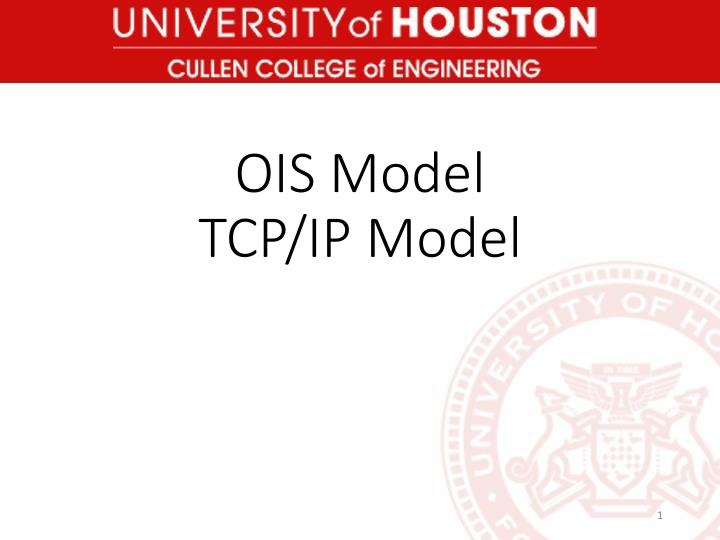 ois model tcp ip model n.