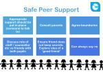 safe peer support
