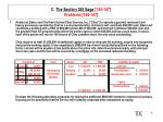 c the section 385 saga 143 147 problems 146 147
