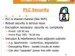 plc security