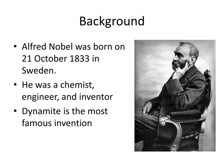 invention of dynamite essay